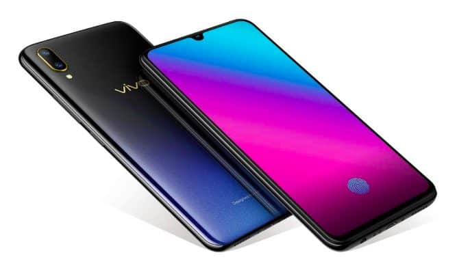 Vivo X21s vs LG V40 ThinQ