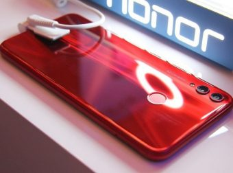 Huawei Honor 8X Red Edition