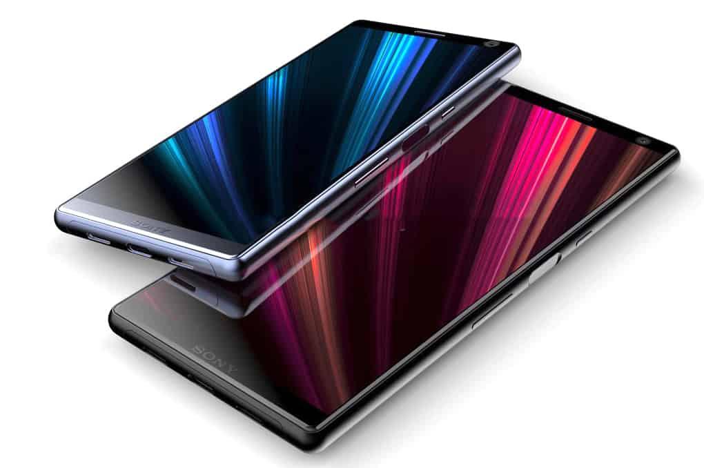 Sony Xperia XZ4 vs Xiaomi Mi Mix 3