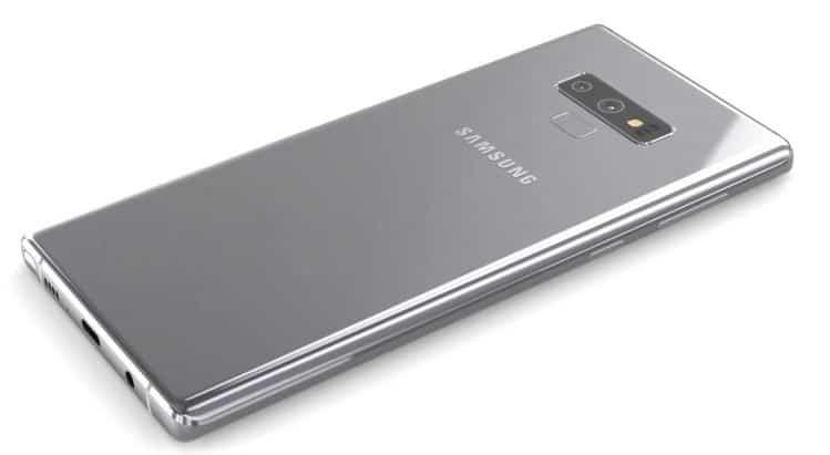Samsung Galaxy Note 9 Alpine White