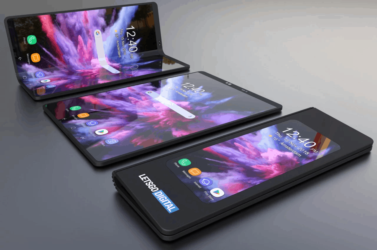 Samsung Galaxy Fold Certified To Arrive With 6000mah