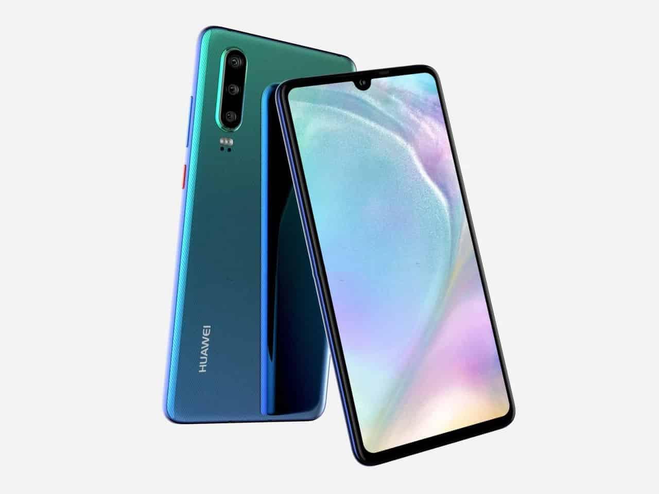 Nokia Edge Max 2019 vs Huawei P30 Lite