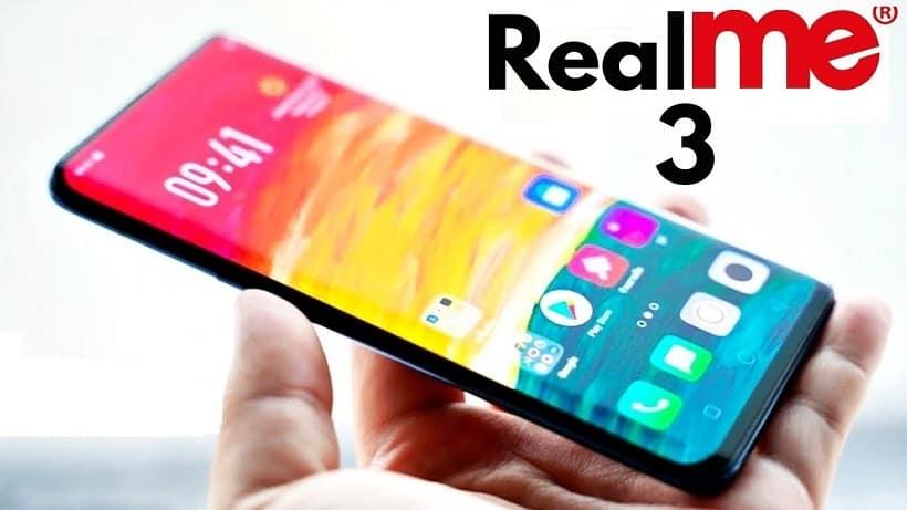 OPPO Realme A1 teaser