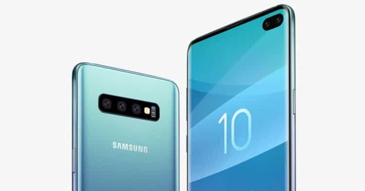 Samsung Galaxy S10 Plus Limited