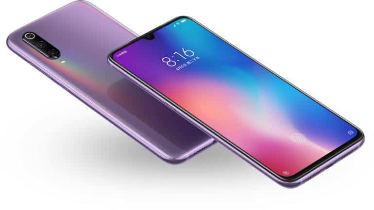 Xiaomi Mi 9 Transparent 12GB RAM