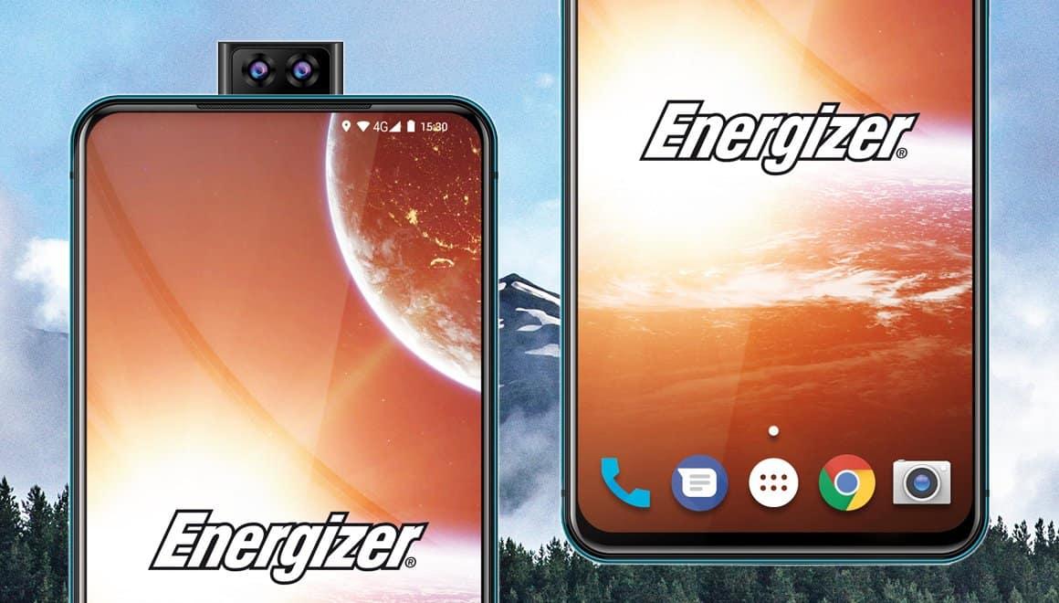 Energizer Power Max P18K
