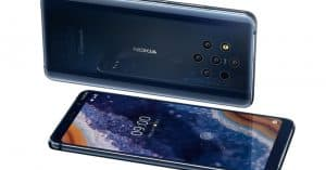 Nokia 9 PureView vs OPPO Find Z
