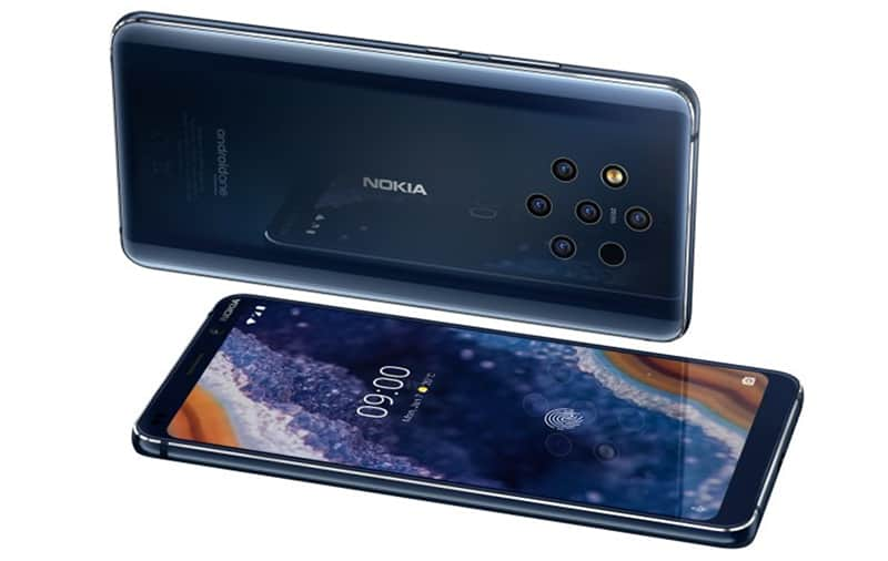 Nokia 9 PureView vs Xiaomi Mi 9 Explorer