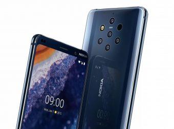 Nokia 9 PureView vs Samsung