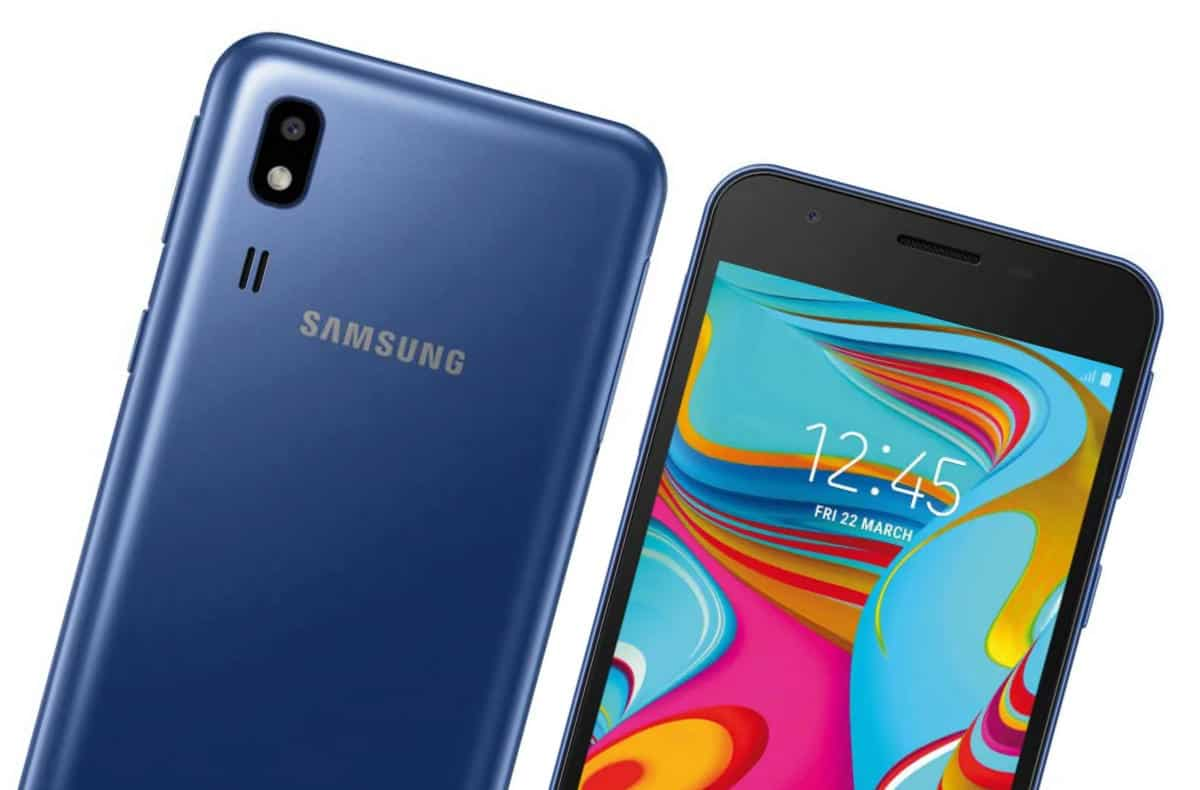 Samsung Galaxy A2 Core Android Pie (Go Edition)