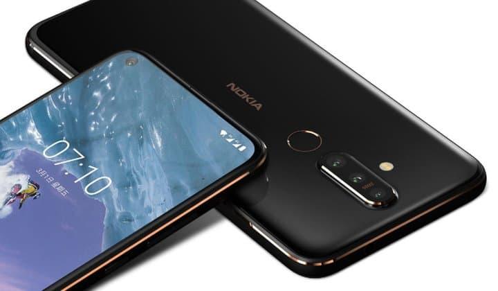 Nokia X71 vs Motorola Moto Z4