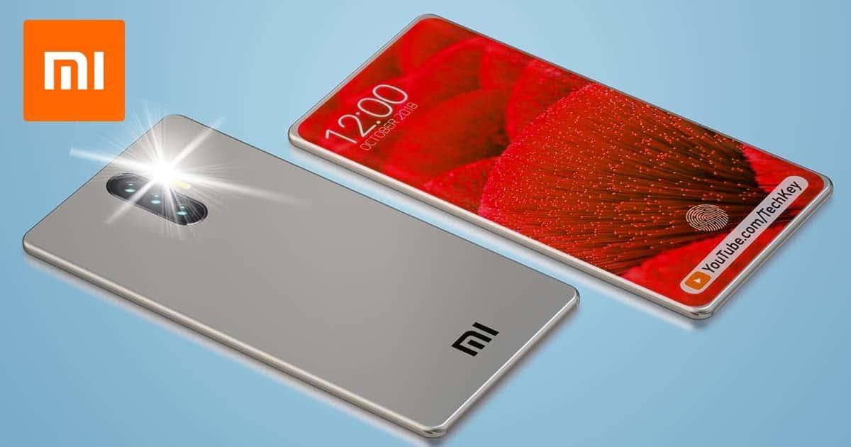 Xiaomi Mi Mix 4 vs Redmi K20 Pro