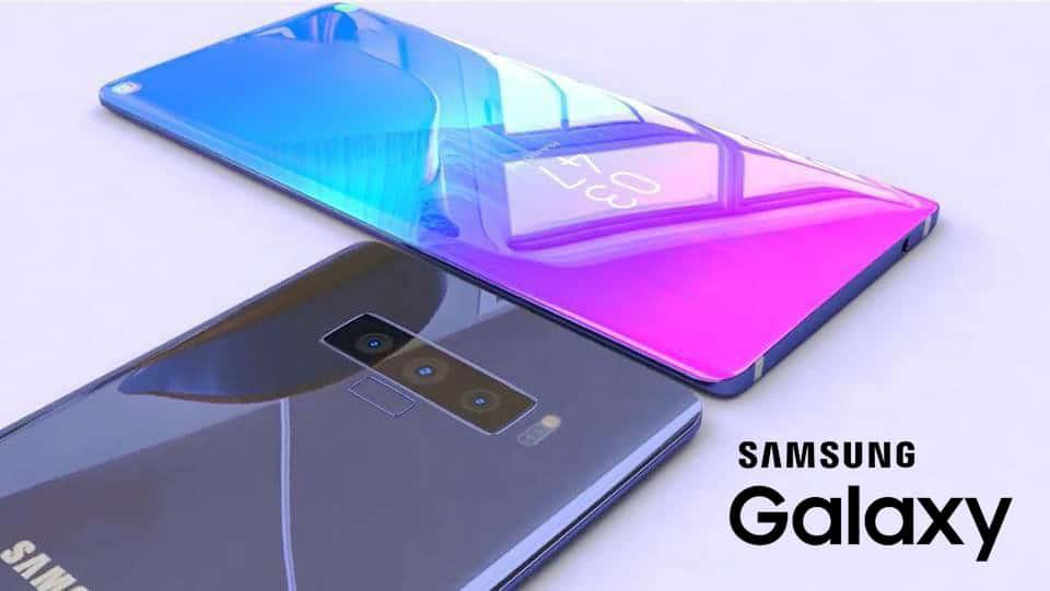 Samsung Galaxy A80 official