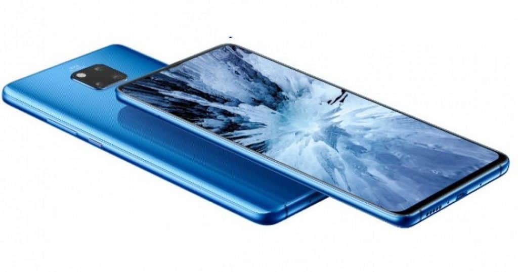Meizu 16s Pro vs Huawei P40 Pro