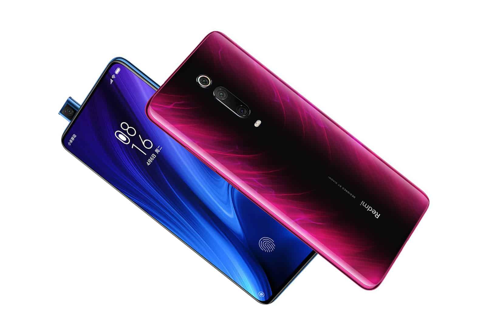 Xiaomi Redmi K20 Pro appears