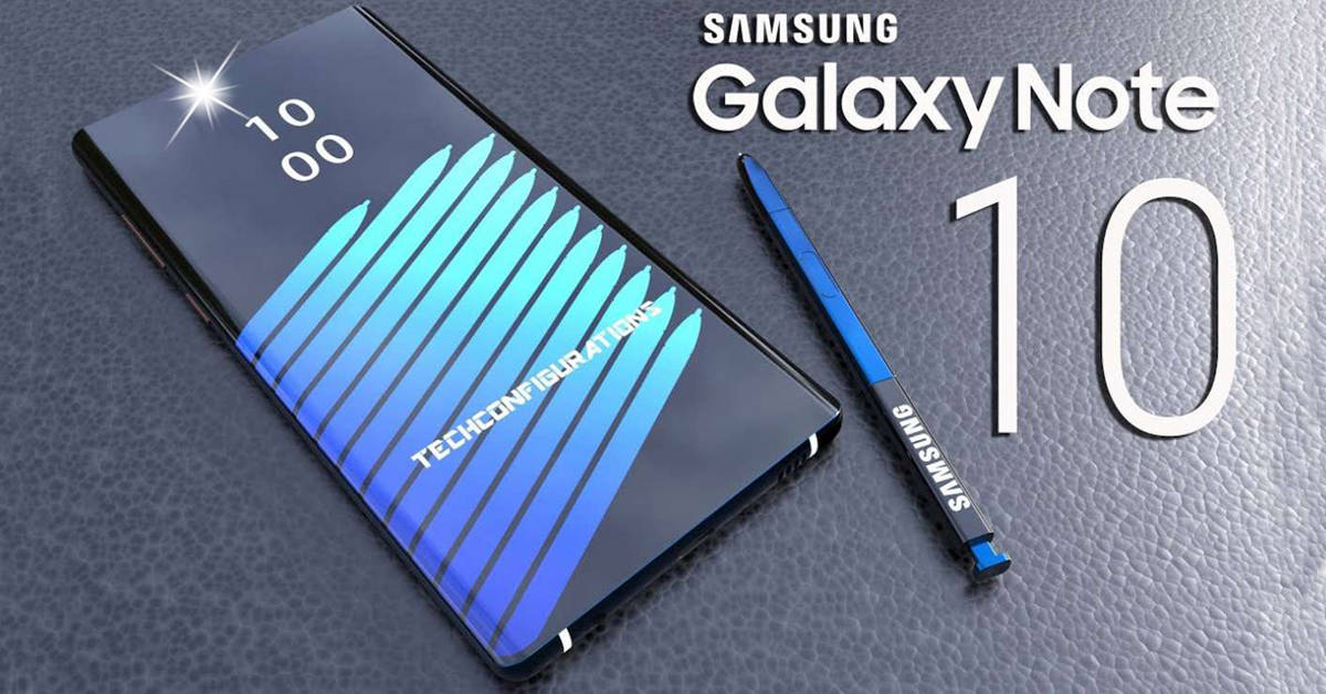 Samsung Galaxy Note 10 flagship