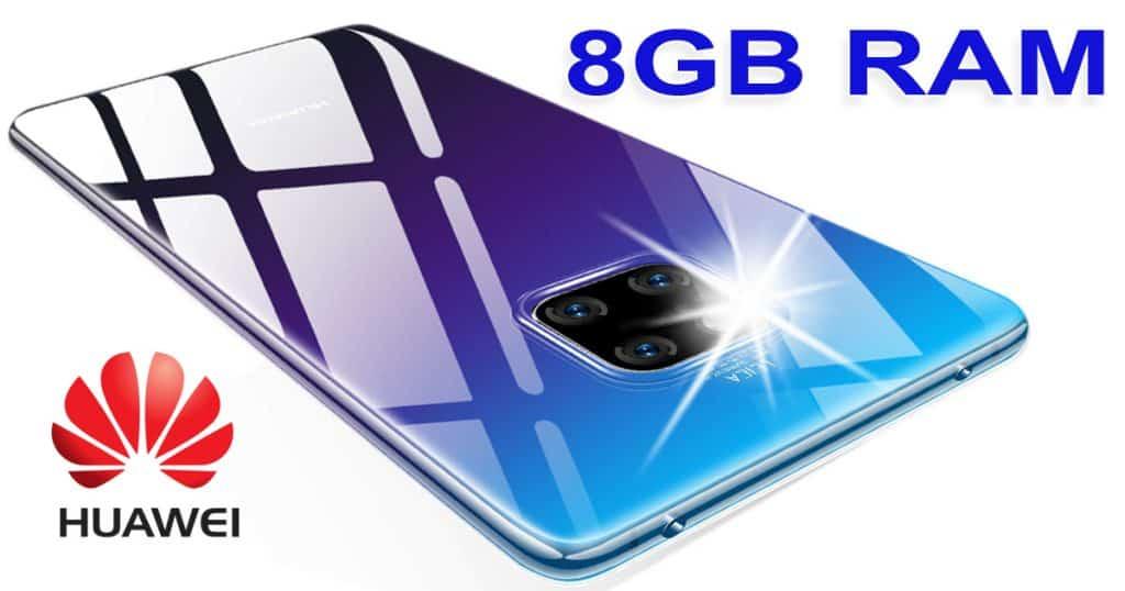 Huawei Nova 5 launched