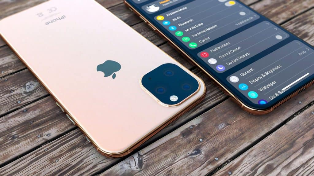Apple iPhones 2021: under-display Touch ID, 8GB RAM ...