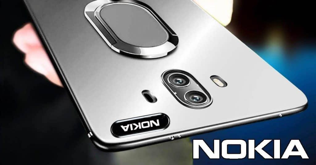 Nokia Curren Max Pro 2019