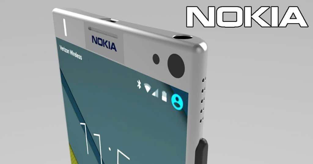 Nokia Maze vs Huawei Mate 30 Pro
