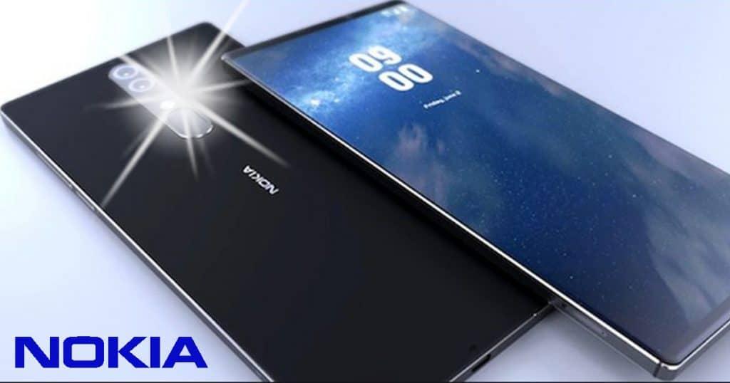 Nokia 10 Edge Pro 2019