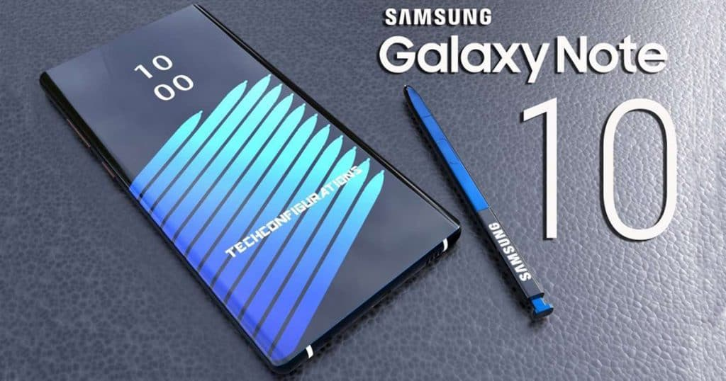 Nokia Maze Max vs Samsung Galaxy Note 10