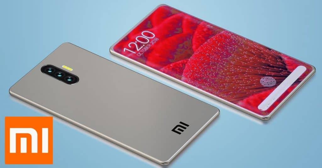 Xiaomi Mi Mix 4 Compact