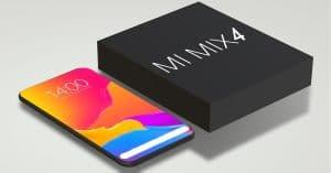 Xiaomi Mi Mix 4 vs OPPO Reno Z