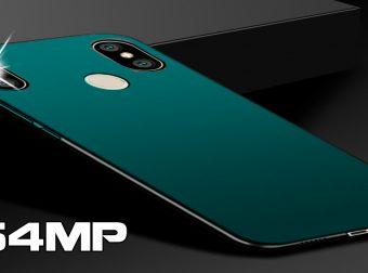 64MP camera phones October 2019