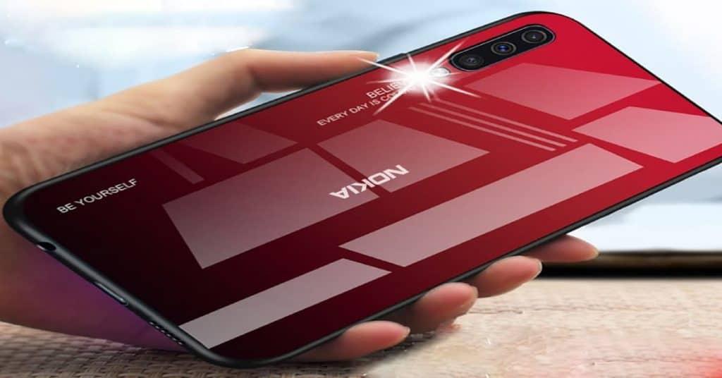 Nokia Swan Max 2020