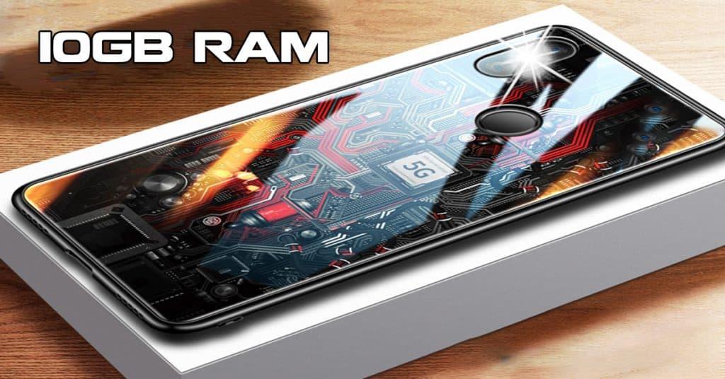 Best 10GB RAM Phones October