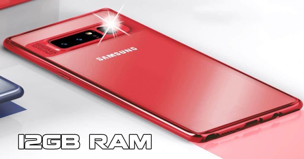 Nokia Note S Premium vs Samsung Galaxy Note 10 Plus