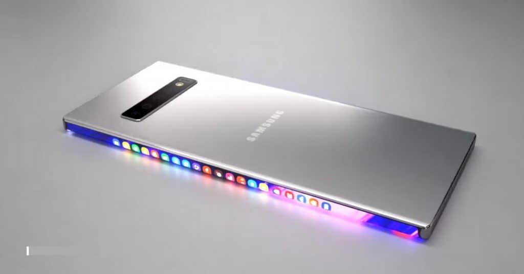 Samsung Galaxy Edge II 2020 spec