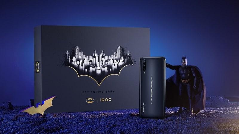 Vivo iQOO Pro 5G Batman