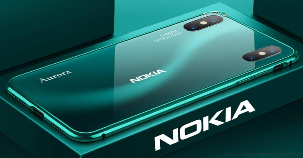 Nokia Alpha Pro 2021