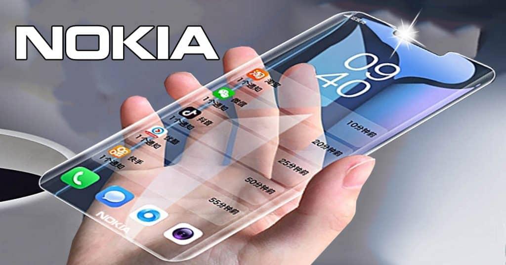 Nokia McLaren Max Pro 2020