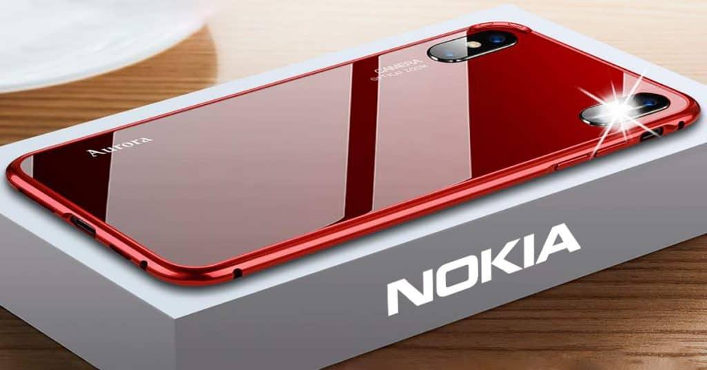 Nokia Saga Max Xtreme vs. Huawei P40 Pro