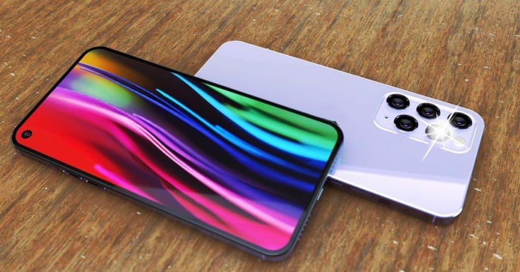 Huawei P Smart 2021 vs ASUS ROG Phone 3