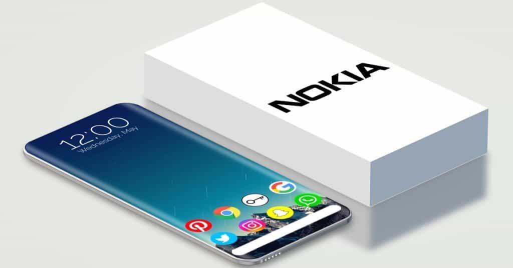 Nokia Zeno Pro Max 2021: MASSIVE 16GB RAM, 6900mAh Battery ...