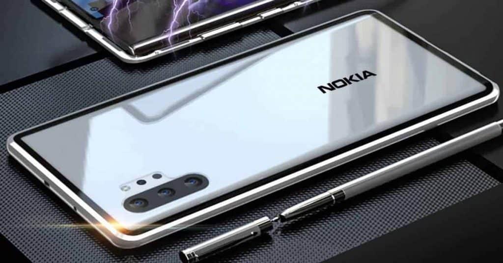 Nokia Oxygen