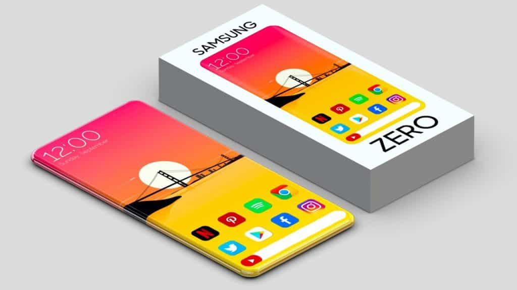 Samsung Galaxy Zero Max