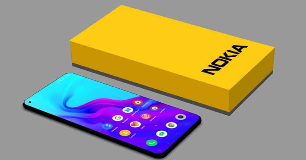 Nokia Swan Max