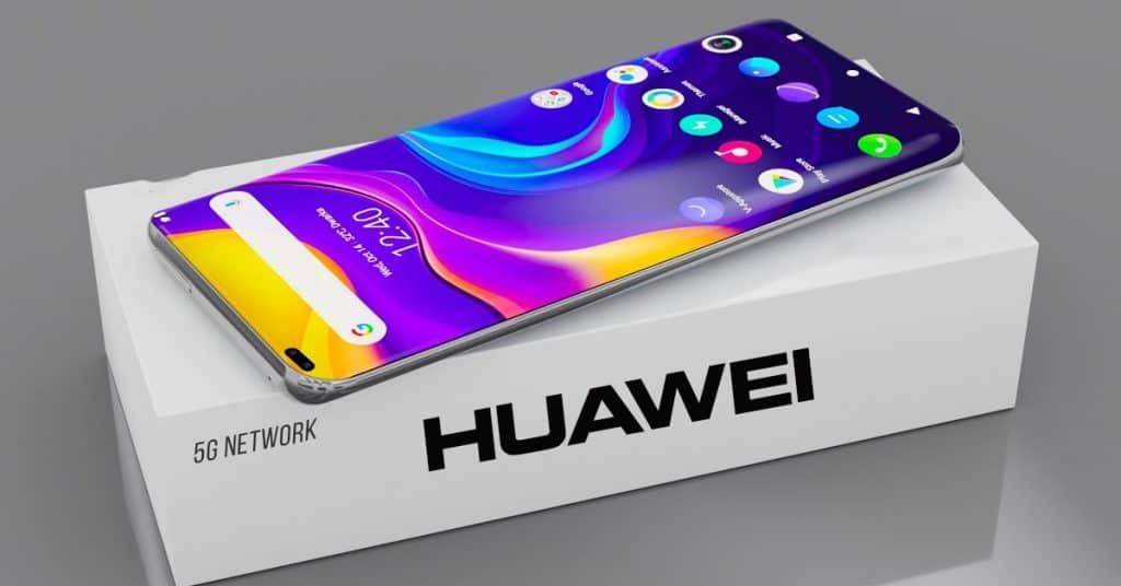 Huawei Nova 8i specs: Quad 64MP Cameras, 8GB RAM!