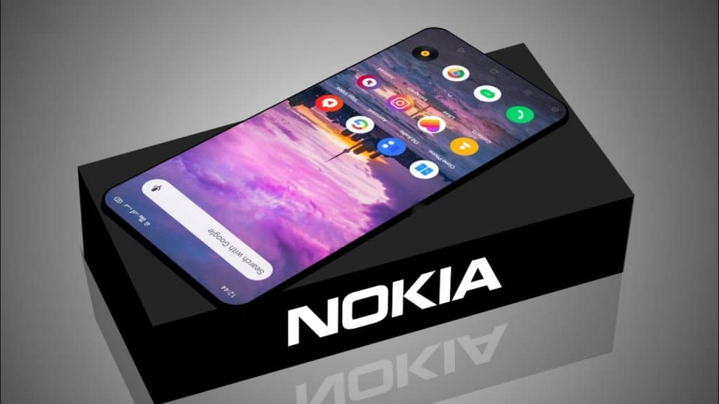 Nokia Alpha Max 2021