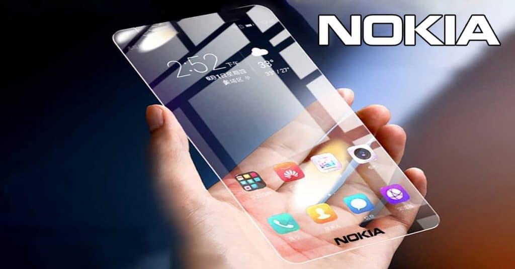 Nokia G50 Max