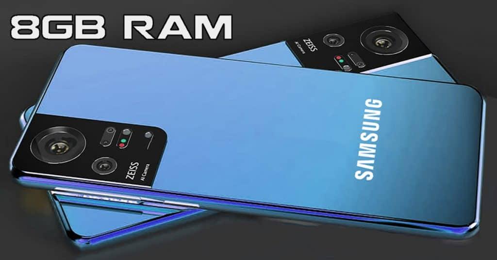 Top 10 8GB RAM Phones September 2021