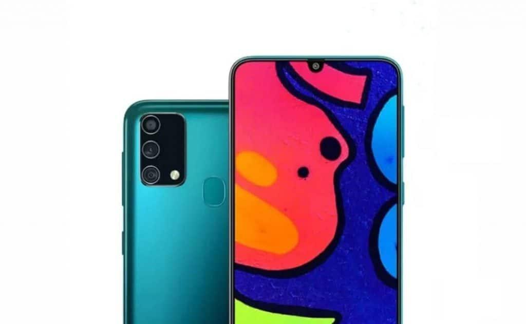 Samsung Galaxy F12