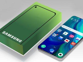 Samsung Galaxy A52 vs. Oppo F19