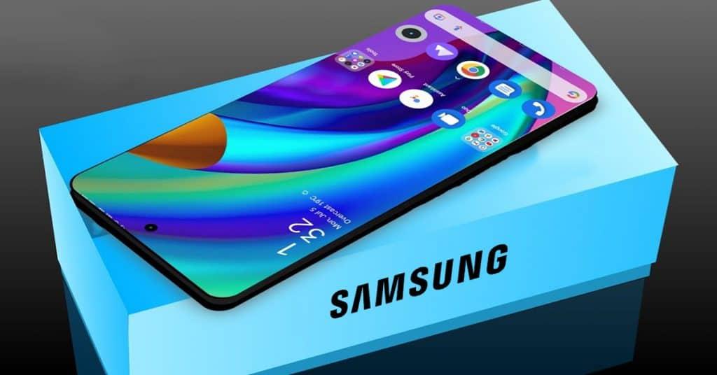 Samsung Galaxy M22 specs