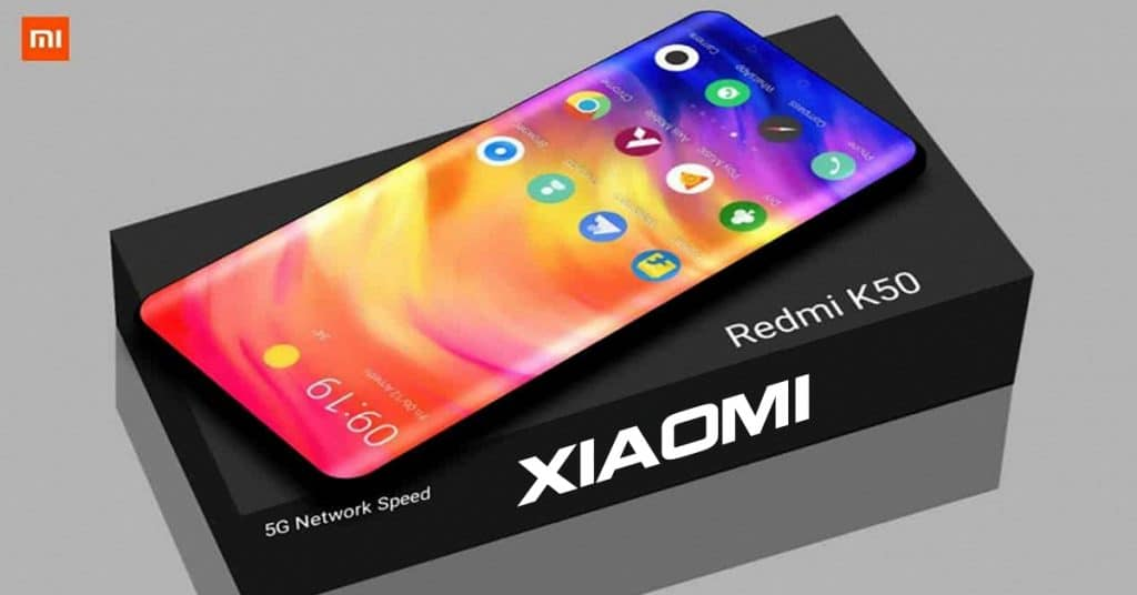 Xiaomi Redmi K50 Series